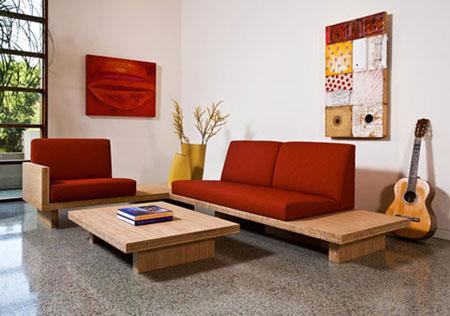 Natural Living Furniture Wooden Sheesham Hardwood Rosewood