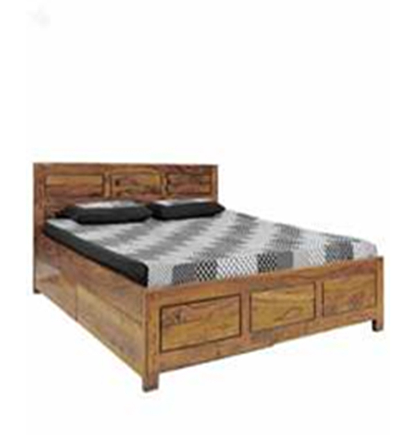 Bika Bed With Storage